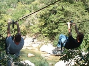 Canopy Zip Line Experience